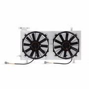 Subaru Impreza WRX/STI Plug-N-Play Performance Aluminum Fan Shroud Kit, 2008+