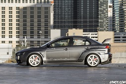 Team Hybrid - 2008 Mitsubishi Lancer  Evolution X GSR