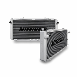 Toyota MR2 Performance X-Line Aluminum Radiator - Manual, 1990-1997 - Click to enlarge