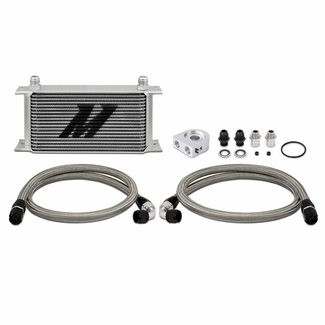 Universal Oil Cooler Kit, 19-Row - Click to enlarge