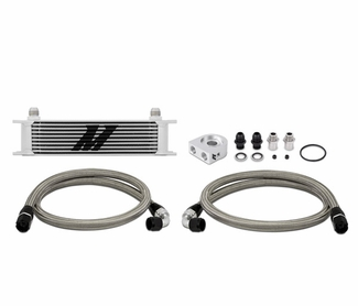 Universal Oil Cooler Kit - MMOC - Mishimoto