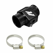 Water Temperature Sensor Adapter - 34mm - Black, Silver