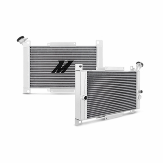Yamaha YXR450/660 Rhino Aluminum Radiator, 2004-2007 - Click to enlarge