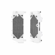 Yamaha YZ250 2-Stroke Braced Aluminum Dirt Bike Radiator, 2005-2014