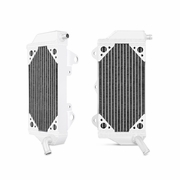 Yamaha YZ450F Braced Aluminum Dirt Bike Radiator, 2010-2013