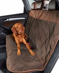 Bowsers Cross Country Back Seat Cover - Hickory