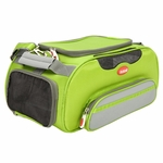 Green Airline Approved Pet Carrier