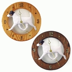Jack Russell Terrier Wall Clock-Tri