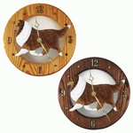 Shetland Sheepdog Wall Clock-Sable
