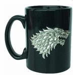 3D Stark Emblem Mug: Game of Thrones