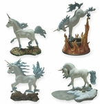 Unicorn Figurine Set