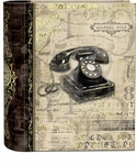 Antique Telephone Address Book