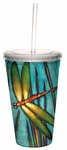 Beautiful Dragonfly Cool Cup