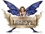 'Believe II'<BR>by Amy Brown