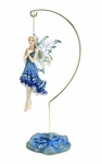 Blue Nocturne Fairy Ornament