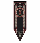 Bolton Tournament Banner Flag - Game of Thrones
