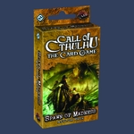 Call of Cthulhu CCG Asylum Pack Spawn of Madness