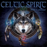 2016 Celtic Calendar by Brigid Ashwood