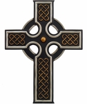 Celtic Cross Wall Plaque 2