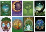 Celtic Greeting Card Set
