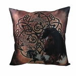 Celtic Horse Pillow