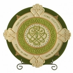 Celtic Wedding Plaque
