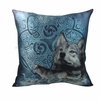 Celtic Wolf Pillow