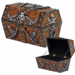 Chained Pirate's Chest