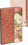 Cheetah Safari Magnetic Flap Mini Journal