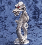 Chinese Dragon with Crystal Eyes