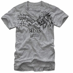 Choose Sides T-shirt: Game of Thrones