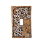Clockwork Switch Plate Cover