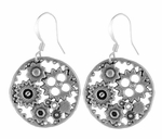 Cogs & Wheels Earrings
