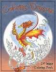 Coloring Dragons by Amy Brown