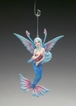 Coral Sprite Mermaid Ornament