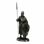 Crusader Knight with Spear & Shield