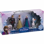 Disney Frozen Figurines 4 Pack