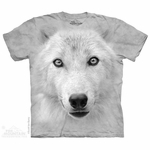 'Don't Look' Wolf T-Shirt