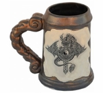 Dragon Cross Tankard