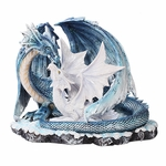 Dragon Family Figurine