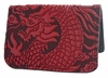 Dragon Leather Card Holder
