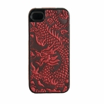 Dragon Leather iPhone Case