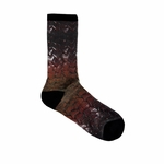 Dragon Scale Socks: Game of Thrones