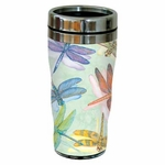 Dragonflies Travel Mug