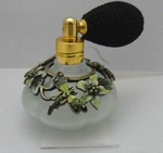 Dragonfly Perfume Bottle with Atomizer