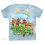 Dueling Unicorn Twins T-Shirt