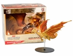 Dungeons & Dragons: Ancient Brass Dragon Figurine