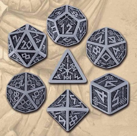 Dwarven Dice Set