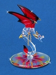 Glass 'Dynamite' Dragon