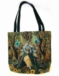 Earth Fairy Tote Bag
